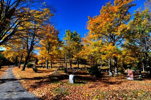 Oak Hill Cemetary, Sterling, MA