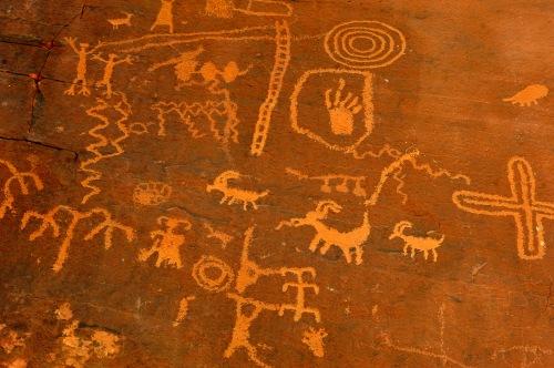 Atlatl Petroglyphs