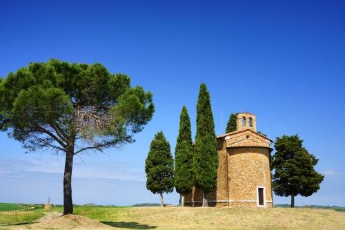 Vitaleta Chapel