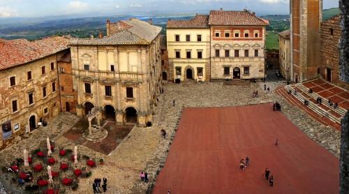 Central Square - Montelpulciano