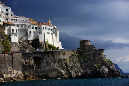 Amalfi Cliff