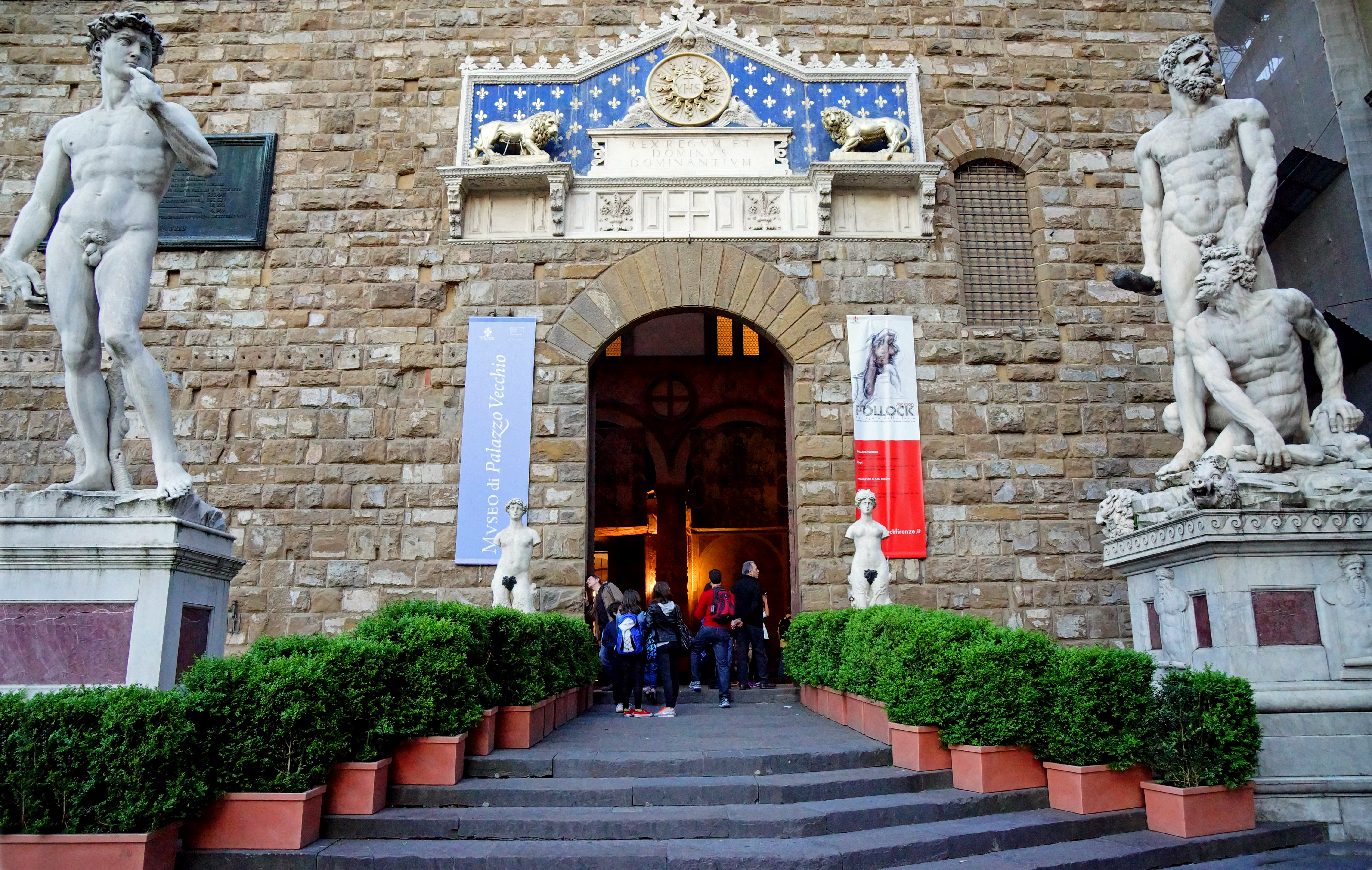 palazzo vecchio entrance - photo #18